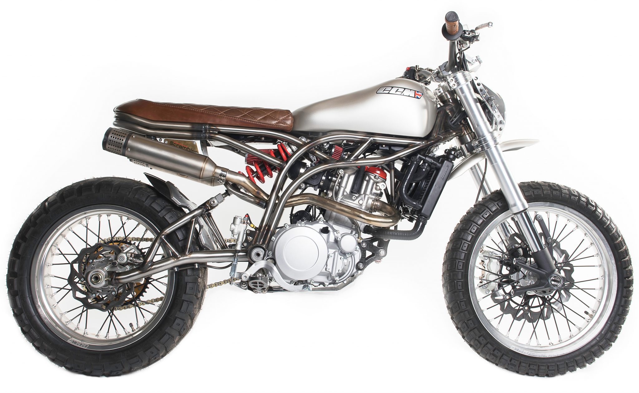CCM Motorcycles | Great British Motorcycles