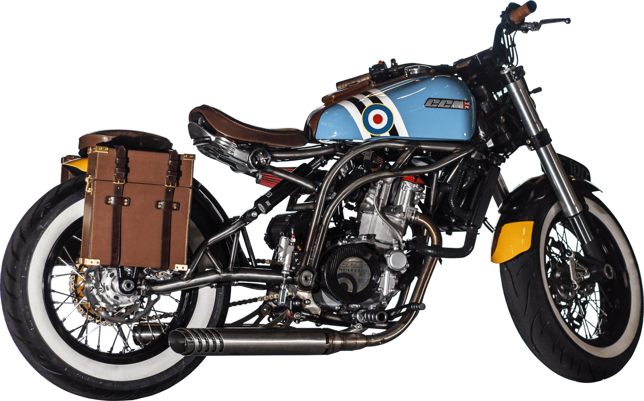 CCM Motorcycles | Defence & Security