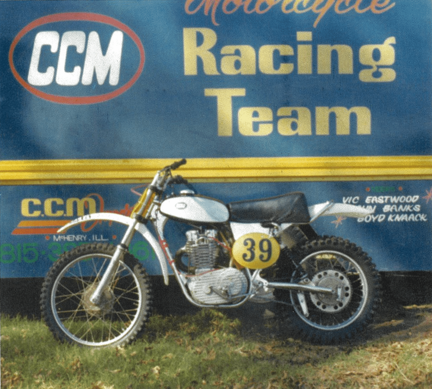 ccm motorcycles history of ccm