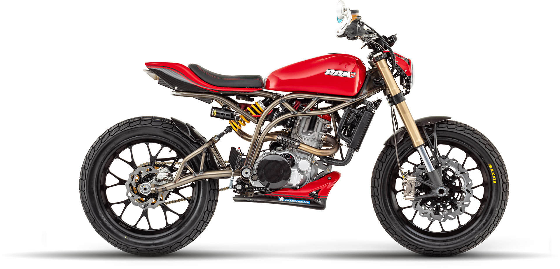 826041e74d6 CCM Motorcycles | Great British Motorcycles